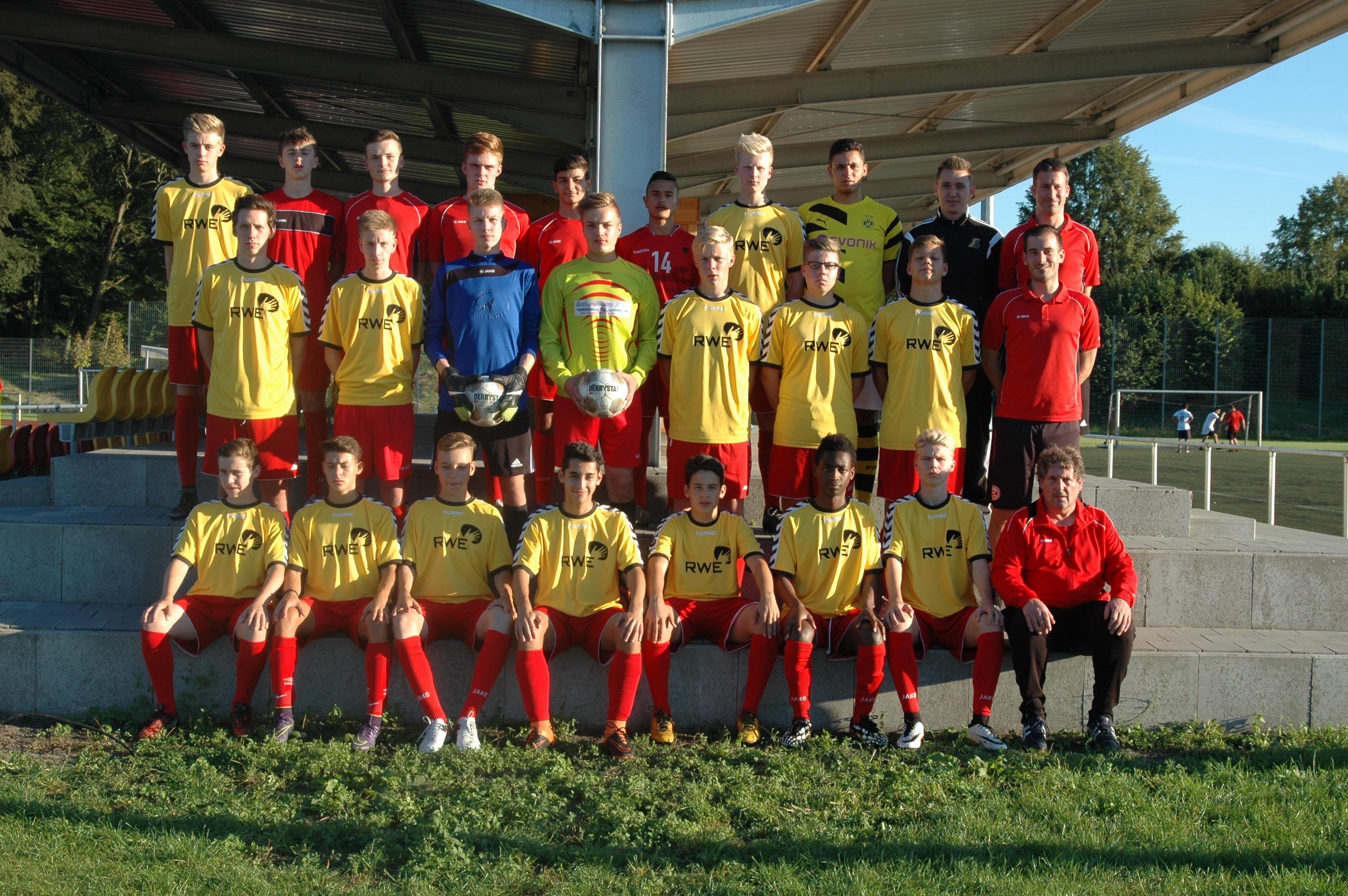Dem Bezirksligisten Vorwärts Wettringen lange Zeit Paroli geboten. Die U17 stand dicht vor der Überraschung im Kreispokal.